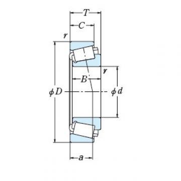 Bearing HM535349/HM535310